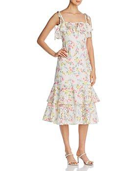 Yumi Kim - San Juan Printed Dress