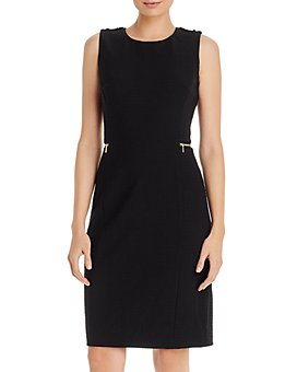 Calvin Klein - Sleeveless Pencil Dress