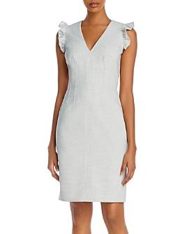 Rebecca Taylor - Flutter-Sleeve Dress