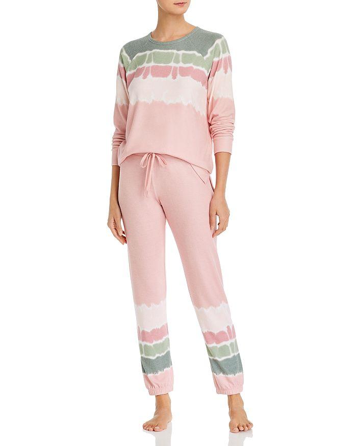 AQUA - Peachy Tie-Dyed Pajama Set - 100% Exclusive