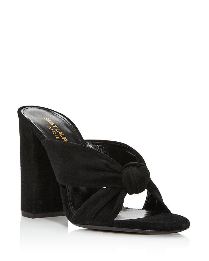 Saint Laurent - Women's LouLou 100 Mule Sandals