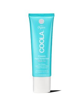 Coola - Classic Face Sunscreen SPF 50 - White Tea
