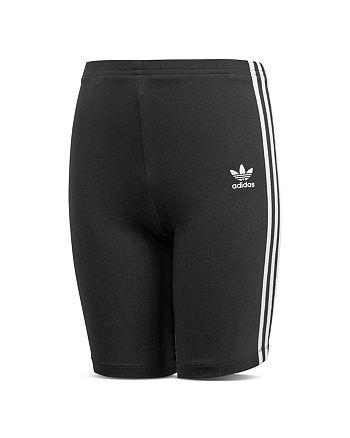 adidas Originals - Girls' Striped Shorts - Big Kid