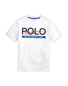 Ralph Lauren - Boys' Cotton Polo Tee - Little Kid, Big Kid