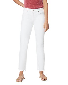 Joe's Jeans - The Lara Cigarette Jeans in White
