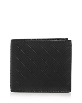 Bottega Veneta - Intarsio Leather Bi-Fold Wallet