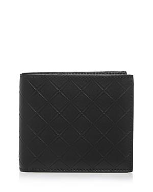 Bottega Veneta Intarsio Leather Bi-Fold Wallet