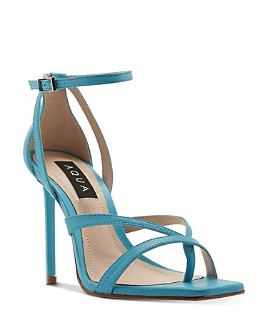 AQUA - Women's Luanda Strappy High-Heel Sandals - 100% Exclusive