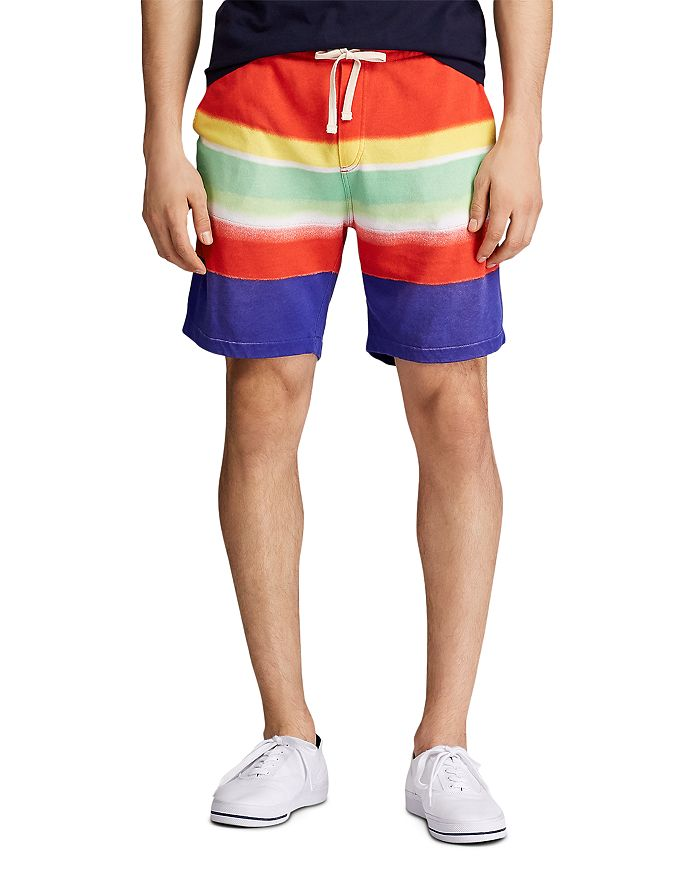Polo Ralph Lauren - Spa Striped Terry Shorts