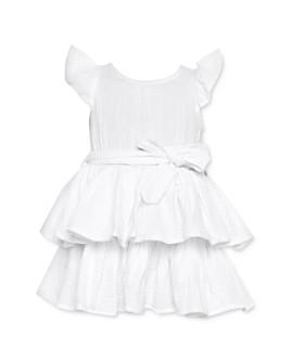 Bardot Junior - Girls' Edna Cotton Tiered Dress - Baby