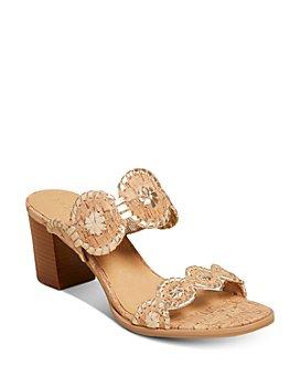 Jack Rogers - Women's Lauren High-Heel Sandals