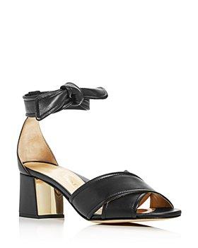 MARION PARKE - Women's Bella Block-Heel Sandals