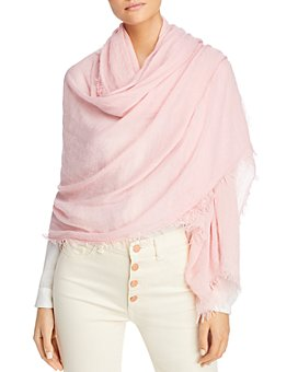 Fraas - Lightweight Fringed Scarf - 100% Exclusive