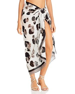 Summer Animal Cotton Pareo Wrap