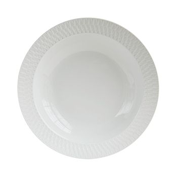 Bernardaud - Twist Collection Deep Round Dish - 100% Exclusive