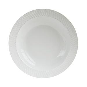 Bernardaud Twist Collection Deep Round Dish - 100% Exclusive-Home