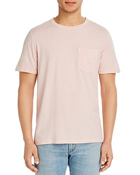 Billy Reid - Washed Cotton Pocket Tee