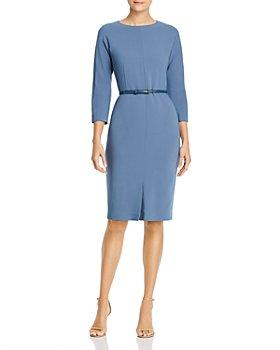 Max Mara - Liriche Belted Dress