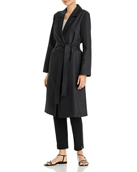 Eileen Fisher - Belted Trench Coat
