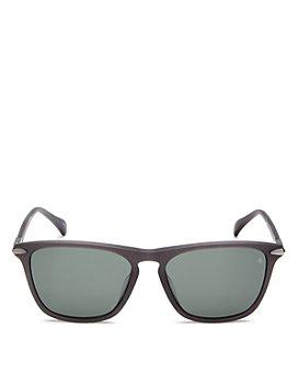 rag & bone - Men's Square Sunglasses, 55mm