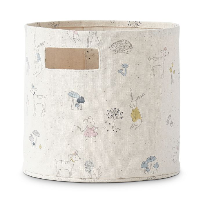 Pehr - Magical Forest Cotton Canvas Storage Pint