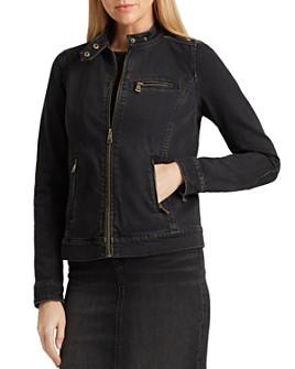 Ralph Lauren - Denim Zip-Front Jacket