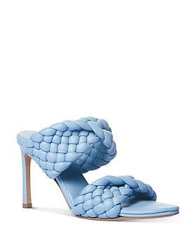 Bottega Veneta - Women's Slip On Strappy Sandals