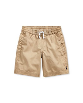 Ralph Lauren - Boys' Cotton Rugby Shorts - Little Kid