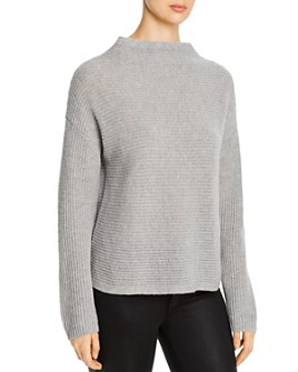 Eileen Fisher Petites - Cashmere Funnel-Neck Sweater