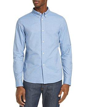 A.P.C. - Chemise Slim Fit Button-Down Shirt
