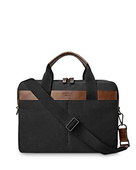 Shinola - Mack Leather-Trimmed Briefcase