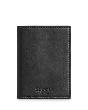 Shinola Fulton Bi-Fold Card Wallet-Men