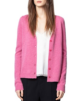 Zadig & Voltaire - Nerys Cashmere Cardigan