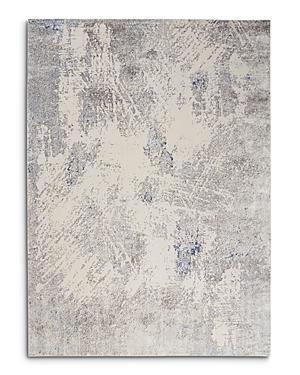 Nourison Silky Textures SLY06 Area Rug, 7'10 x 10'6