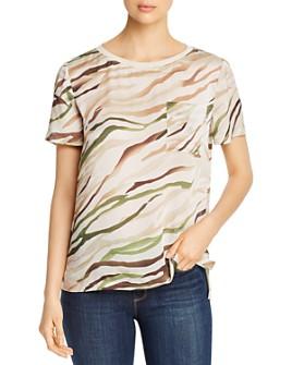 Elie Tahari - Keva Printed Shirt
