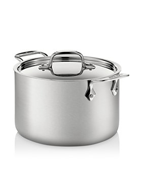 All-Clad - d5 12-Quart Stockpot with Lid