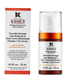 Kiehl's Since 1851 - Powerful-Strength Dark Circle-Reducing Vitamin C Eye Serum 0.5 oz.
