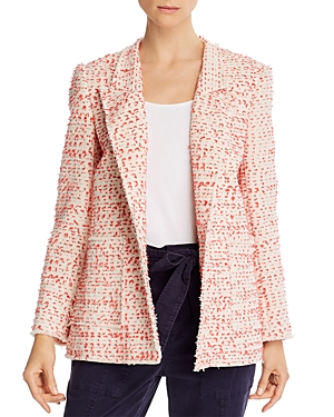 Tailored by Rebecca Taylor Tweed Blazer