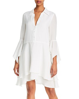 Alice and Olivia - Priscilla Button-Down Shirtdress