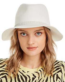 rag & bone - Floppy Brim Wool Fedora