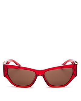 Versace - Women's Cat Eye Sunglasses, 56mm