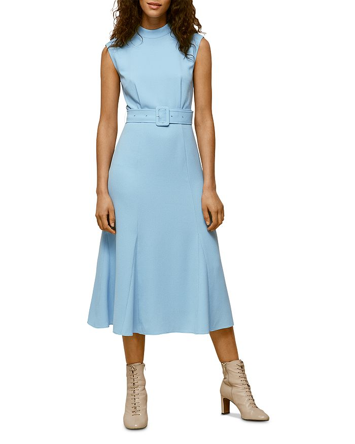 Whistles - Penny Belted Dress