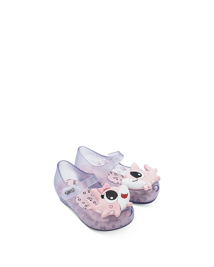 Mini Melissa - Girls' Shark Sandals - Walker, Toddler