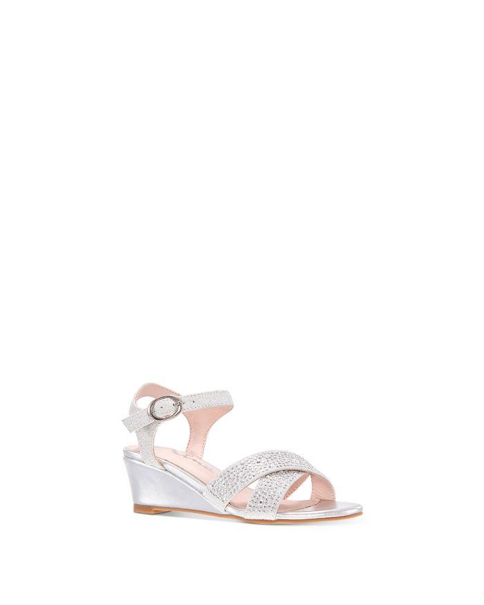 Nina Girls' Skarlet Wedge Sandals - Little Kid, Big Kid  | Bloomingdale's