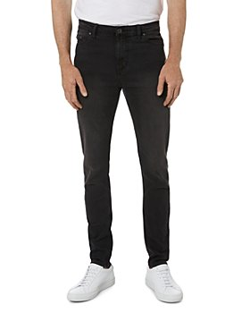 Outland Denim - Dusty Slim Fit Jeans in Washed Black