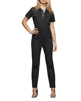 Good American - Fit For Success Zippered Jumpsuit