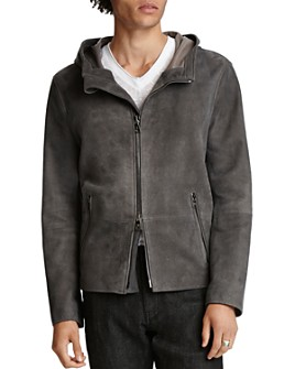 John Varvatos Collection - Sheep Skin Regular Fit Jacket
