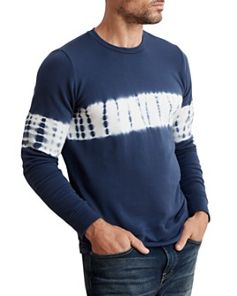 Velvet by Graham & Spencer - Dean Tie-Dye Long-Sleeve Tee