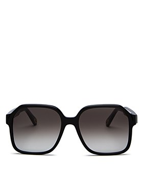 Chloé - Women's Willow Oversized Square Sunglasses, 56mm