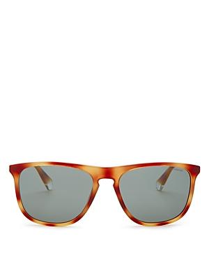 Polaroid Men's Square Sunglasses, 56mm